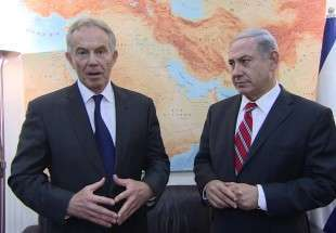 Palestinians slams Tony Blair