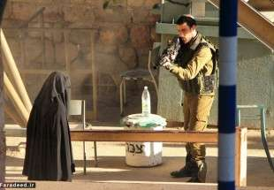 Palestinian girl shot in head by Israeli soldier (photo)