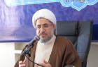 """Imam Hussein (AS) axis of Islamic unity"" cleric"
