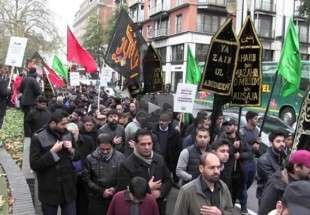 Arbaeen Ceremoney mounted in London (Photo)