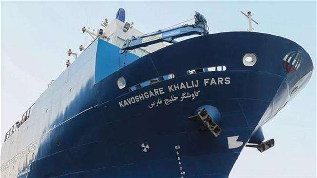 Iran's Persian Gulf Explorer, another step towards self sufficiency