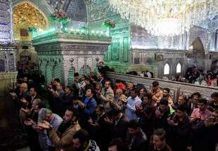 New Year in Mashhad and Isfahan (photo)