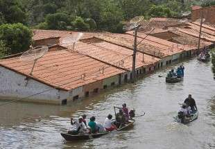Flooding in Brazil leaves six people dead