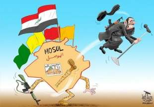 Complete liberation of Mosul from Daesh