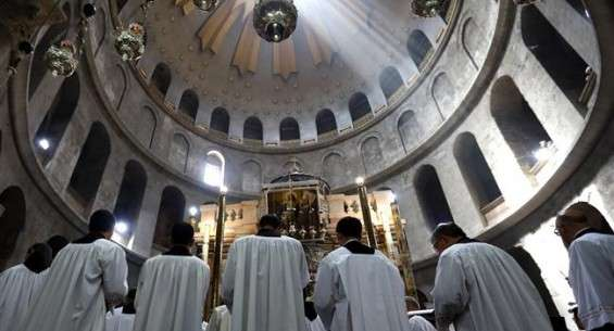 Al-Quds churches slam Israel's 'systematic' attempts against Christians