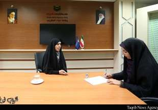 Exclusive Interview with Head of the Global Association of Muslim Women (Photo)
