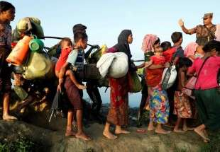 Perilous journey for Rohingya Muslims 1 (photo)